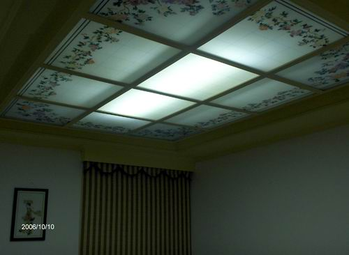 客厅天花板